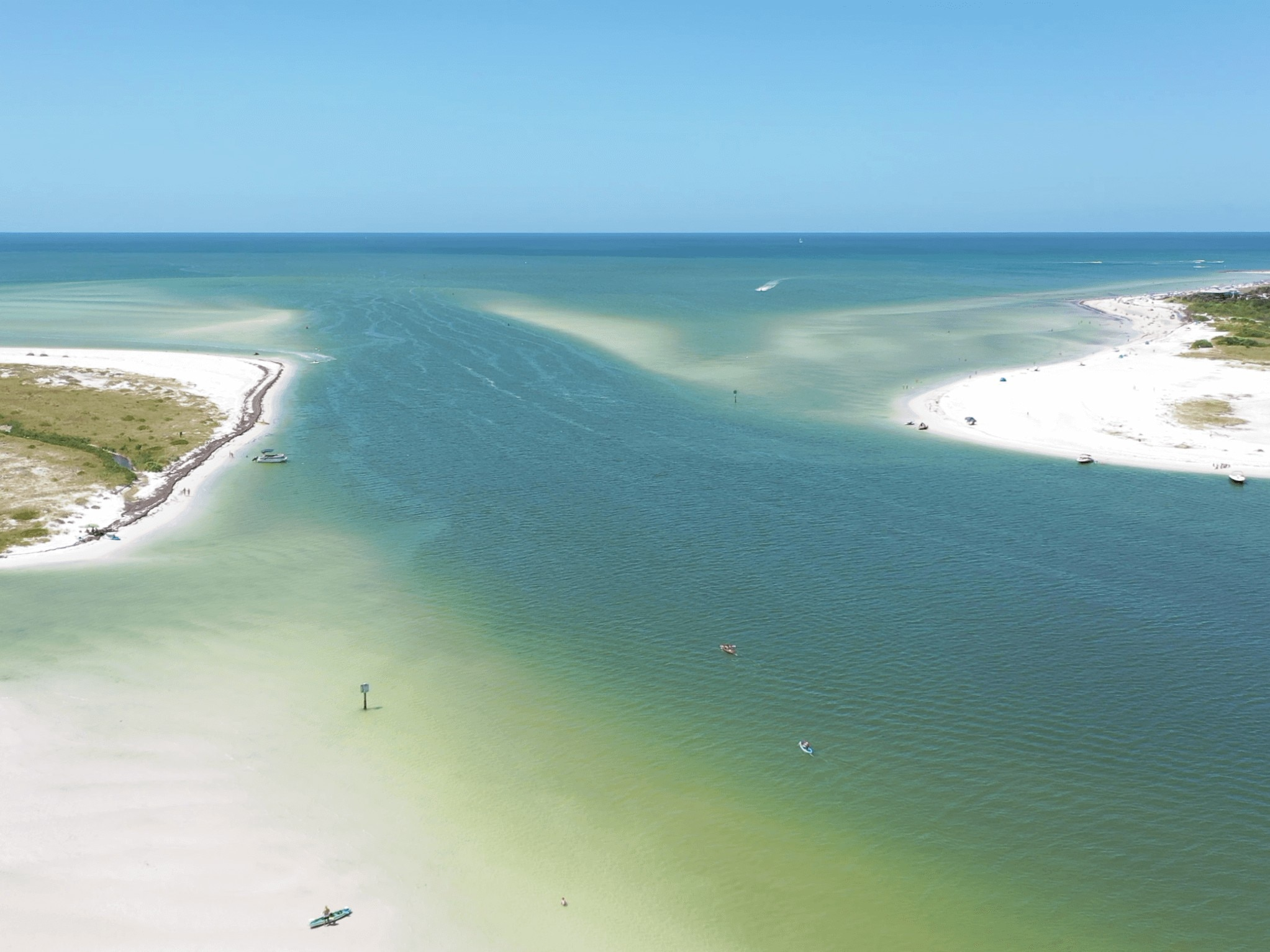 Clearwater Beach Island and Sandbar Experience in Tampa, FL